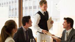 Le service du repas au restaurant: l'importance des mots et des