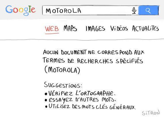Motorola vendu par Google au Chinois