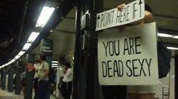 Comment faire rire un conducteur de métro à New