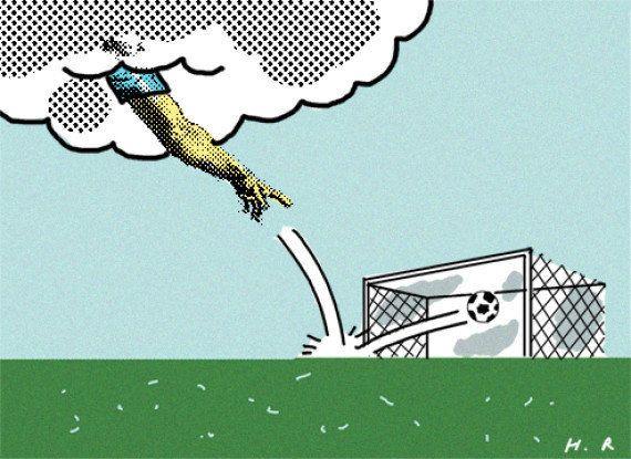 VIDÉO. Le but du siècle de Maradona contre l'Angleterre en 1986 vu sous un nouvel