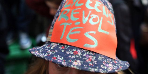 Leonarda: nouvelles manifestations de lycéens après les vacances de la