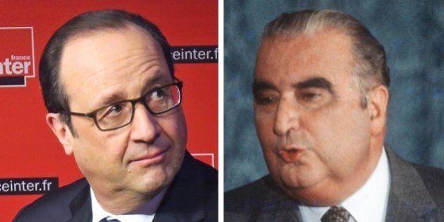 Le précédent Pompidou qui peut inquiéter Hollande sur la révision de la