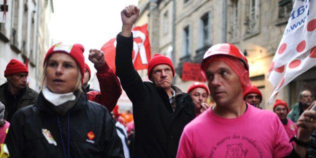 Écotaxe: les organisateurs de la manifestation verront le préfet de Bretagne mais pas