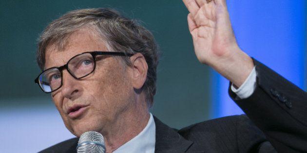 Pour Bill Gates, préférer la connexion de toute la planète à Internet à un vaccin contre le paludisme...