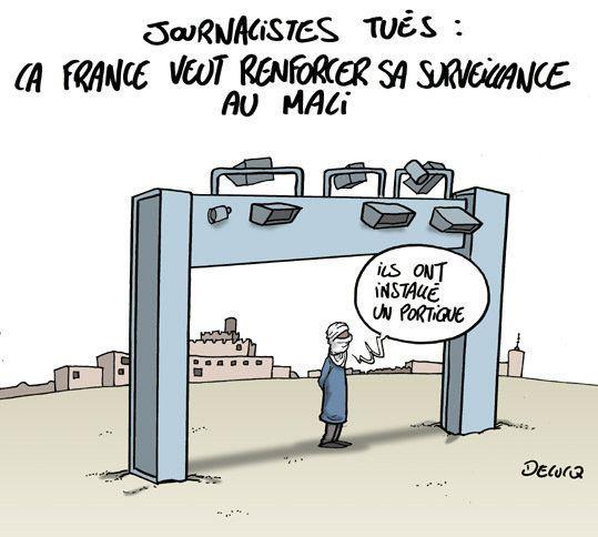Mali: quels changements après la mort de deux journalistes