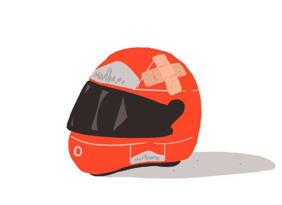 Schumacher dans le coma: le