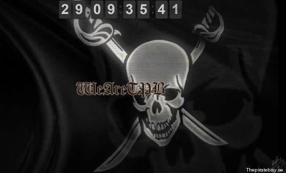 The Pirate Bay de retour le 1er
