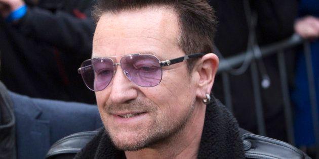 Après un accident, Bono ne pourra peut-être plus jouer de