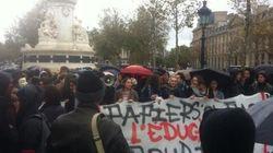 Leonarda: rassemblement et lycées bloqués à