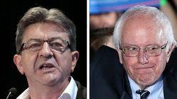 Jean-Luc Mélenchon imite Bernie Sanders mais pas