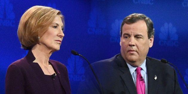 Élection présidentielle américaine: Carly Fiorina et Chris Christie jettent l'éponge après le New