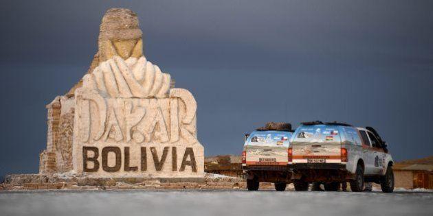 Dakar 2015: la Bolivie annonce un jour férié pour accueillir la