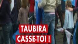 Racisme contre Taubira :