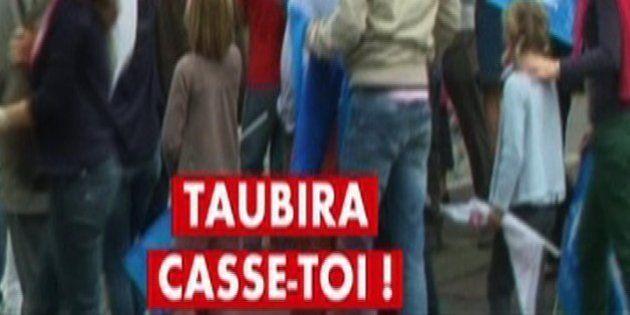 VIDÉO. Racisme contre Taubira :