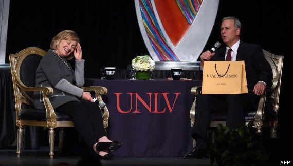 Hillary Clinton : 2015, le moment ou jamais de convaincre en vue de l'élection