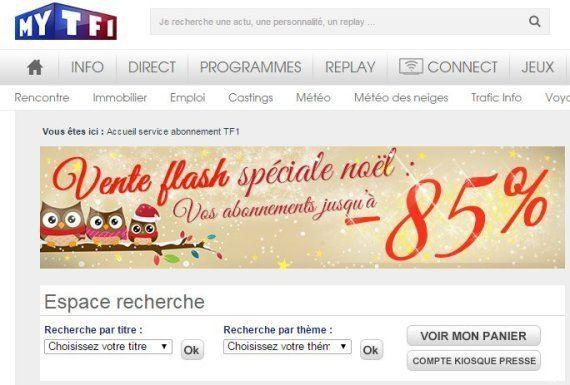 Le site de TF1 victime d'un piratage de millions de données personnelles de ses