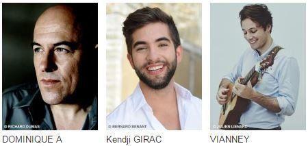 Qui sont les nommés aux Victoires de la Musique