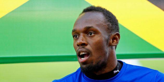 Usain Bolt lors des JO de Pékin en 2008: 1000 nuggets en dix jours et... beaucoup de