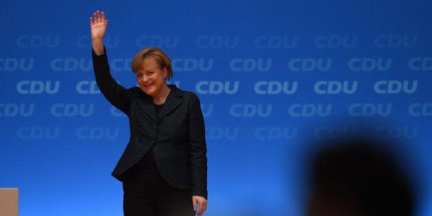 Merkel serait prête à laisser la Grèce sortir de la zone