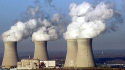 Nouveau survol d'une centrale nucléaire par des