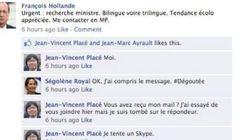 Jean-Vincent Placé star malgré lui du