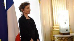 Audrey Azoulay, ministre de la Culture et
