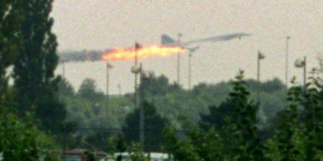 Crashs d'avions en France: l'accident de l'A320 est la plus grave catastrophe aérienne depuis