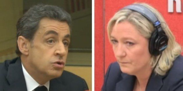 VIDEO. Pour Nicolas Sarkozy, le FN et l'UMP n'ont