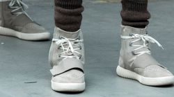 Le placement le plus rentable du moment? Les sneakers de Kanye