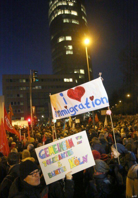 Allemagne : forte mobilisation anti-islam à Dresde, mais importantes contre-manifestations dans le reste...