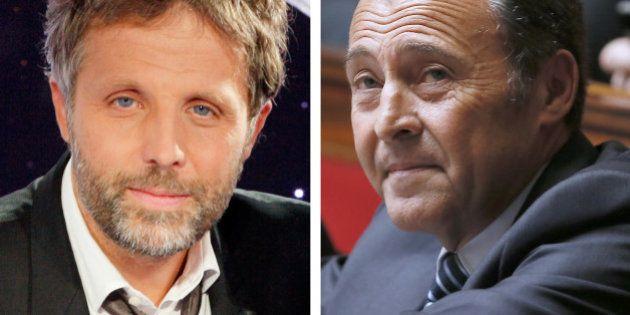 Crash de l'avion de Germanwings: les tweets de Lionnel Luca et Stéphane Guillon sur le crash créent un