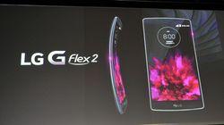 LG s'inspire des téléphones fixes pour son nouveau