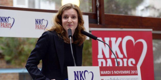 Paris: NKM présente un programme non financé sur fond de