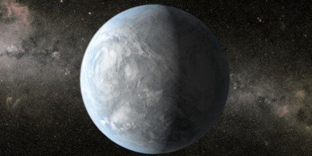 Des milliards de planètes de taille terrestre peut-être