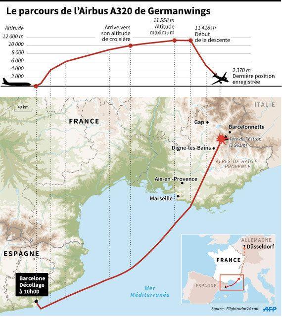 Crash d'un avion A320 de Germanwings : Quelles hypothèses pour expliquer l'accident