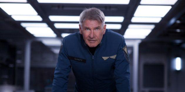VIDÉOS. Harrison Ford est-il trop vieux pour jouer dans des space