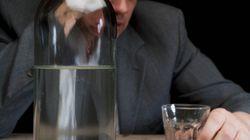 La vodka responsable de 35% des décès chez les Russes de moins de 55