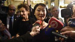 Pellerin encense Valls et ignore