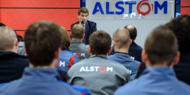 Plan social: Alstom va supprimer 1300 postes en