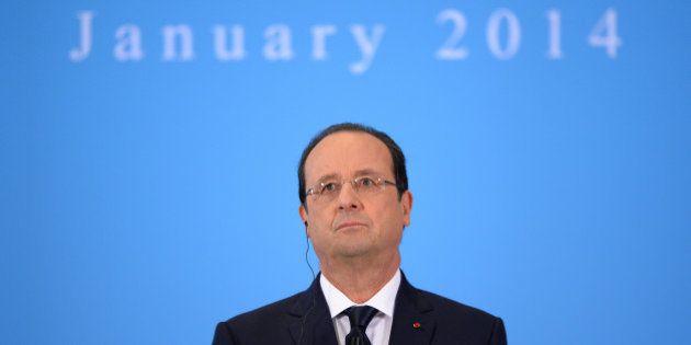 Rencontre Hollande - Cameron: un journaliste britannique interpelle le président sur sa vie