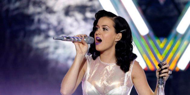 Katy Perry et ses graines inquiètent