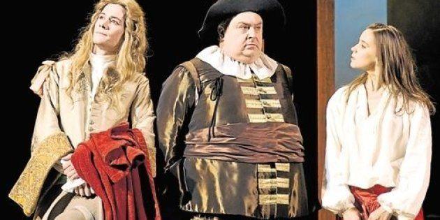 Dom Juan de Molière mis en scène par Jean-Pierre