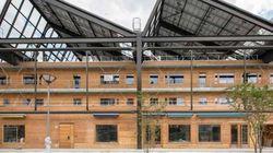 Ce nouveau bâtiment super écolo pourrait vous