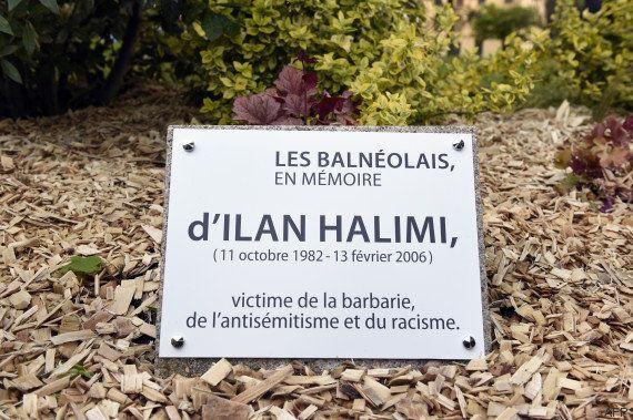 PHOTOS. Dix ans jour pour jour après la mort d'Ilan Halimi, une cérémonie d'hommage à Bagneux en présence...