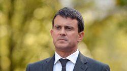 Valls dénonce l'émergence d'un
