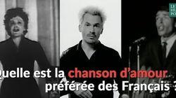 VIDÉO. Saint Valentin: la chanson d'amour préférée des Français