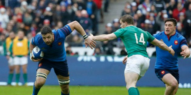 Le XV de France s'impose de justesse face à l'Irlande pour sa deuxième sortie dans le Tournoi des Six...