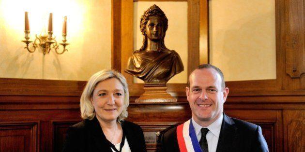A Hénin-Beaumont, le maire FN dénonce un incendie criminel après un départ de feu à la