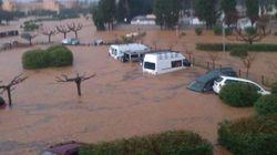 L'état de catastrophe naturelle reconnu dans 4
