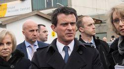Valls critique ouvertement le nouveau projet de Merkel sur les